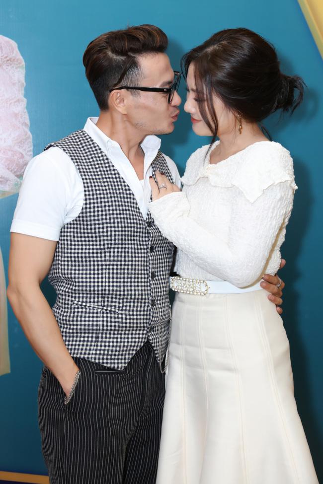 """Ngọc Lan thấy """"rất đã"""" khi diễn cảnh 18+ với Trương Thanh Long, học trò Minh Hằng lại có phản ứng trái ngược - Ảnh 3."""