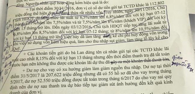 Trước khi bị bắt, nguyên giám đốc NHNN chi nhánh tỉnh Đồng Nai bị tố cáo gì? - Ảnh 5.
