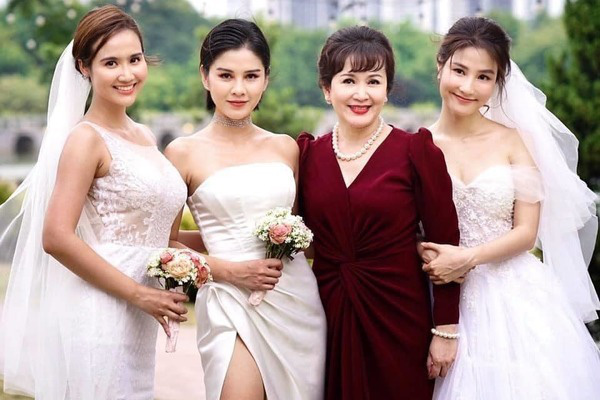 """Nhan Phúc Vinh, Thanh Sơn để lộ khoảnh khắc bất ngờ sẽ xuất hiện ở kết phim """"Tình yêu và tham vọng"""" - Ảnh 6."""