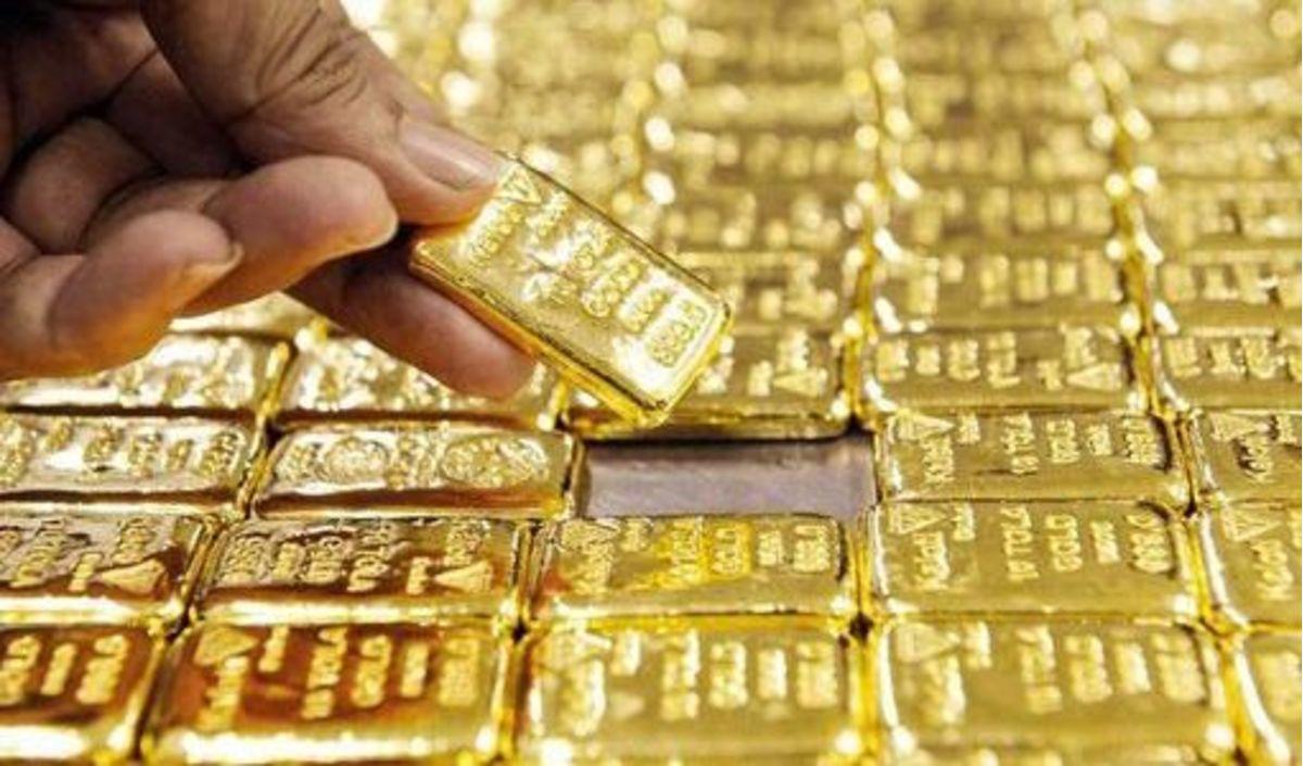 Giá vàng hôm nay 28/9 quẩn quanh mức 55 triệu đồng/lượng - Ảnh 1.