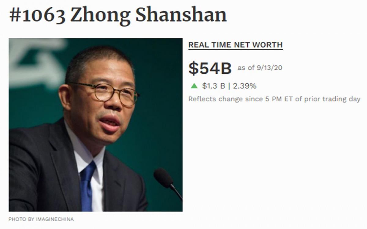 Tiết lộ chiêu kinh doanh độc đáo của tỉ phú bí ẩn vừa trở thành người giàu nhất Trung Quốc - Ảnh 3.
