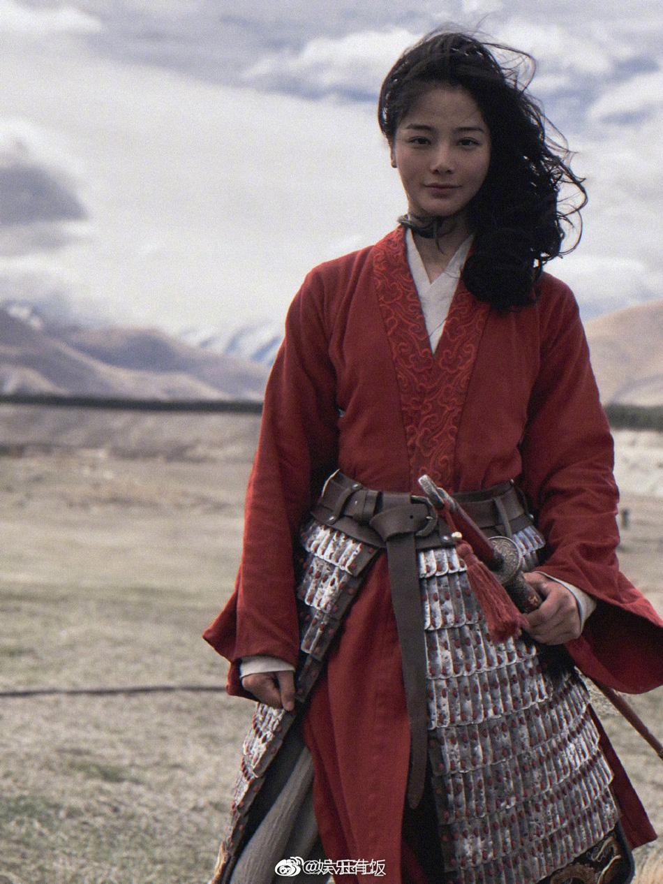 """Mỹ nhân Trung Quốc đóng thế Lưu Diệc Phi trong Mulan xinh đẹp vượt cả """"thần tiên tỷ tỷ"""" gây """"sốt"""" mạng - Ảnh 3."""