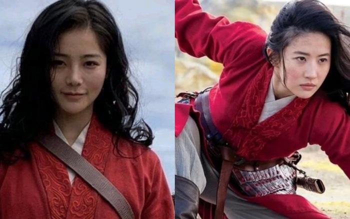 """Mỹ nhân Trung Quốc đóng thế Lưu Diệc Phi trong Mulan xinh đẹp vượt cả """"thần tiên tỷ tỷ"""" gây """"sốt"""" mạng - Ảnh 4."""