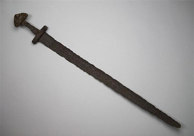 Những loại vũ khí bất ly thân của người Viking - Ảnh 1.