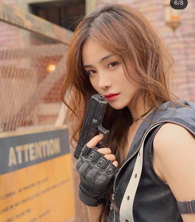 """Mỹ nhân Trung Quốc đóng thế Lưu Diệc Phi trong Mulan xinh đẹp vượt cả """"thần tiên tỷ tỷ"""" gây """"sốt"""" mạng - Ảnh 11."""