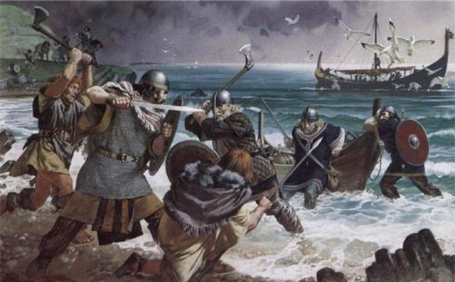 Những loại vũ khí bất ly thân của người Viking - Ảnh 2.