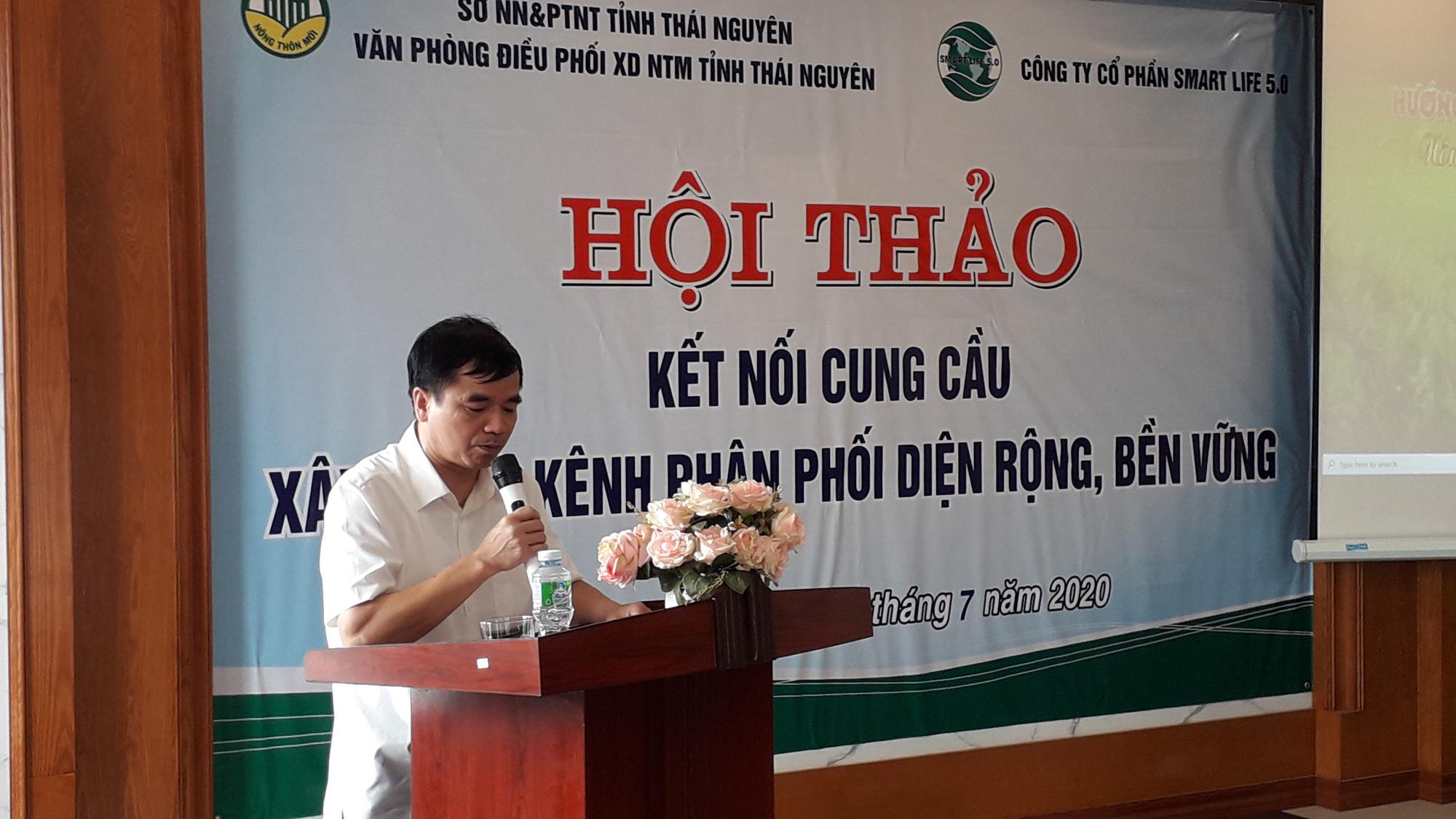 Thái Nguyên xây dựng NTM gắn với phát triển các sản phẩm nông nghiệp giá trị - Ảnh 6.