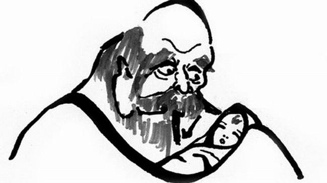 Bị tố làm cô gái mang thai, thiền sư im lặng nhận lỗi, sau này cha mẹ cô gái bối rối khi biết sự thật - Ảnh 1.