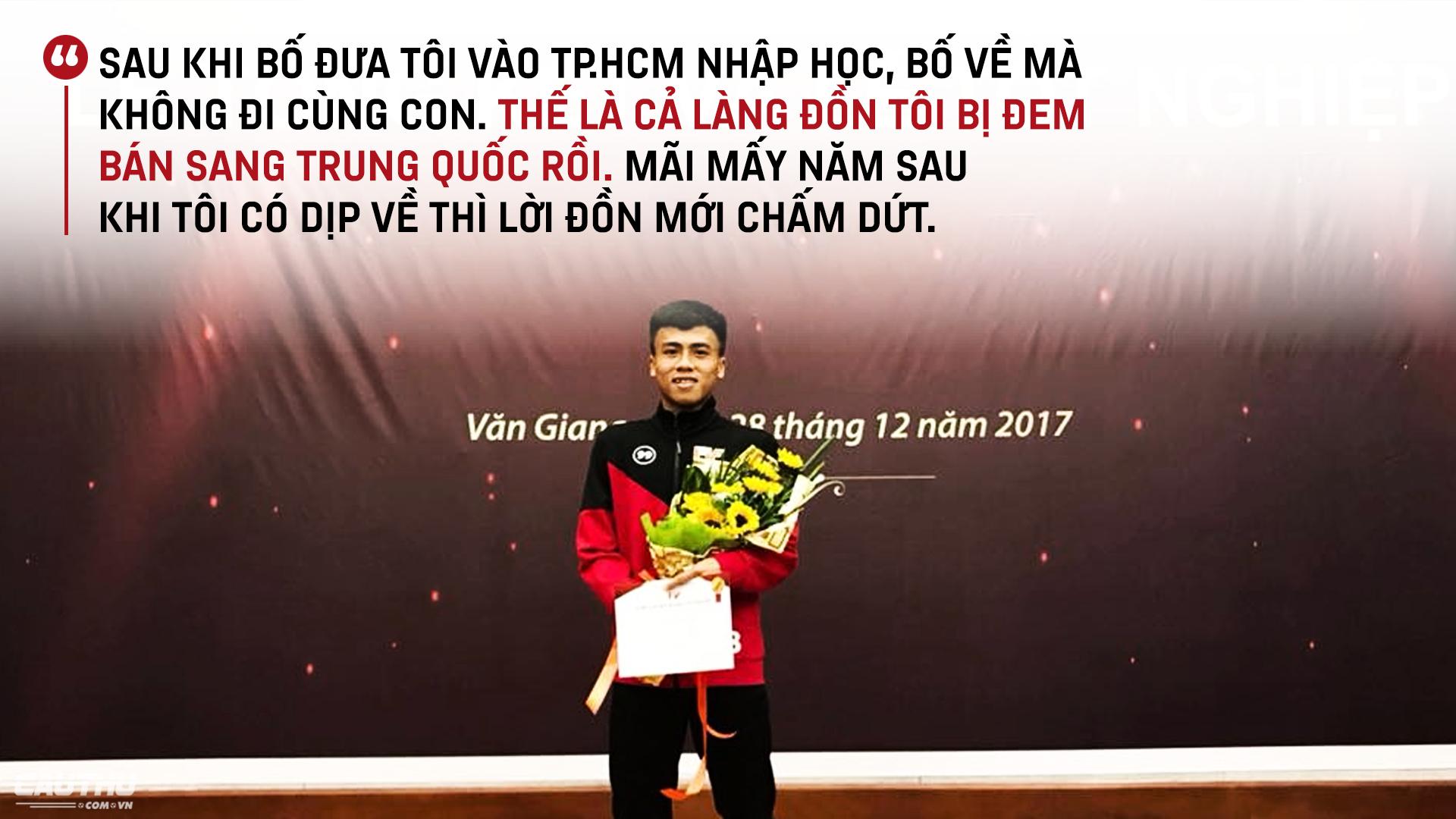 """Tuyển thủ U18 Việt Nam Phan Bá Hoàng: Mẹ, bóng đá & nước mắt của Hoàng """"shipper"""" - Ảnh 7."""