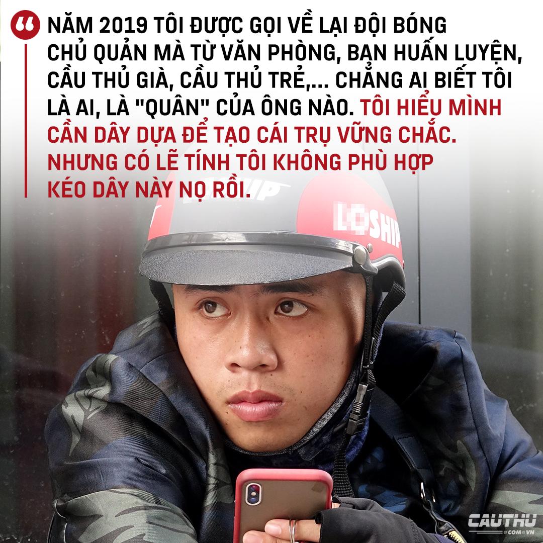 """Tuyển thủ U18 Việt Nam Phan Bá Hoàng: Mẹ, bóng đá & nước mắt của Hoàng """"shipper"""" - Ảnh 9."""