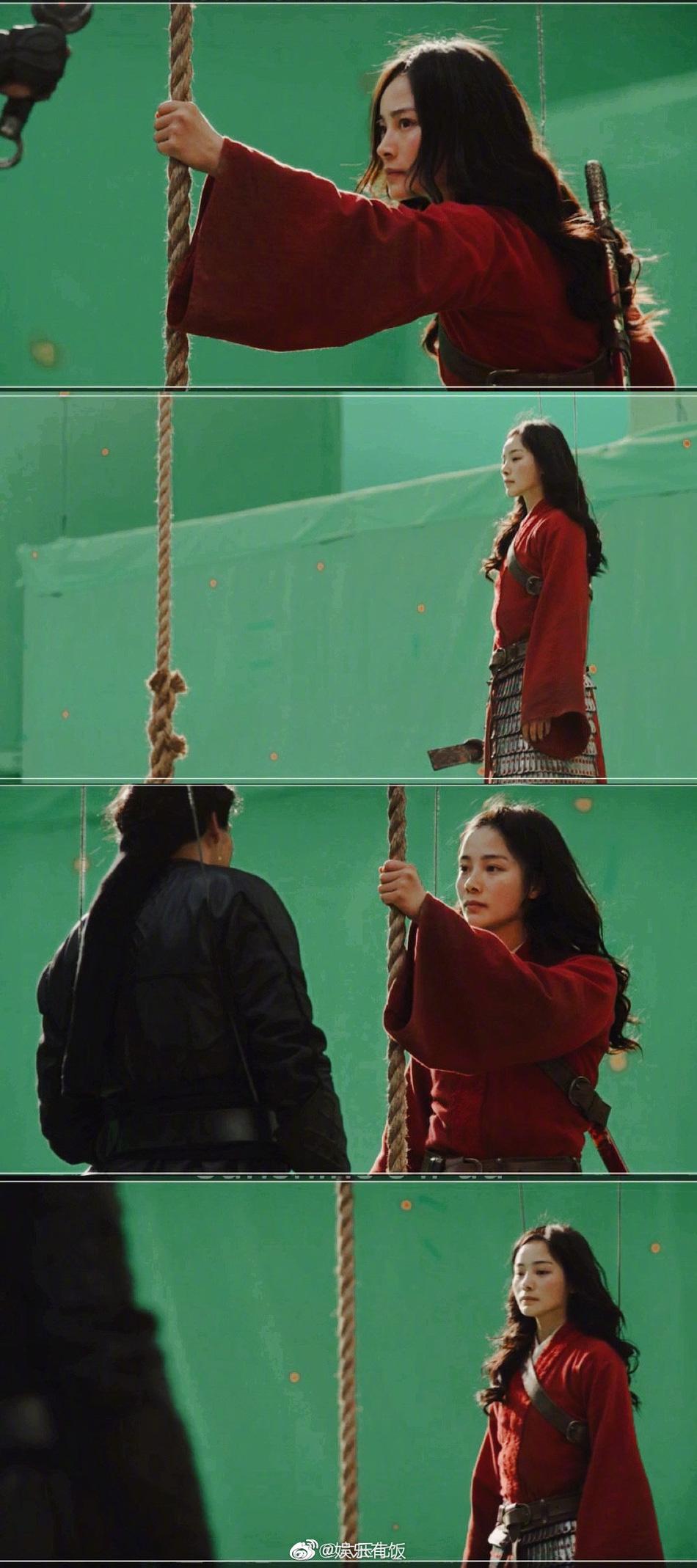 """Mỹ nhân Trung Quốc đóng thế Lưu Diệc Phi trong Mulan xinh đẹp vượt cả """"thần tiên tỷ tỷ"""" gây """"sốt"""" mạng - Ảnh 6."""