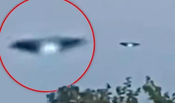 Video về vật thể lạ nghi của người ngoài hành tinh khiến hàng nghìn người Mỹ sững sờ - Ảnh 1.