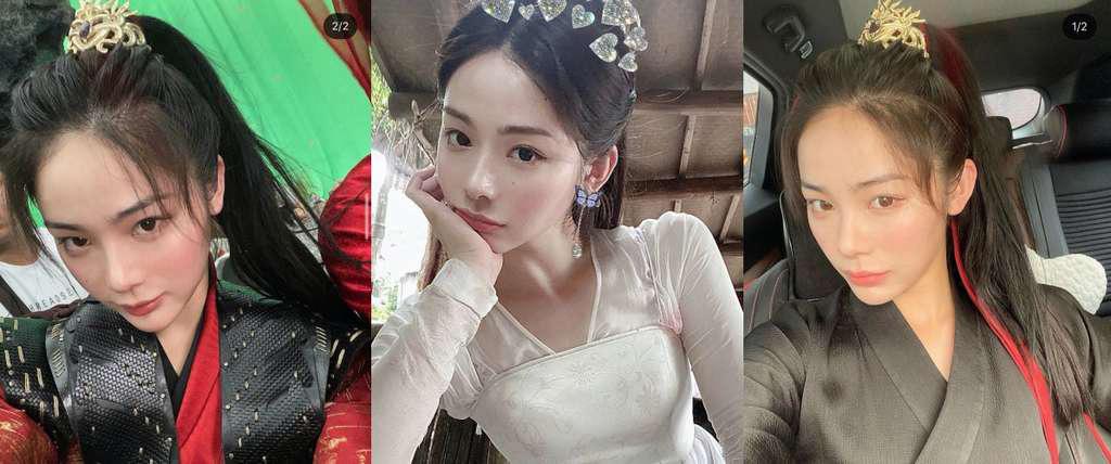 """Mỹ nhân Trung Quốc đóng thế Lưu Diệc Phi trong Mulan xinh đẹp vượt cả """"thần tiên tỷ tỷ"""" gây """"sốt"""" mạng - Ảnh 7."""