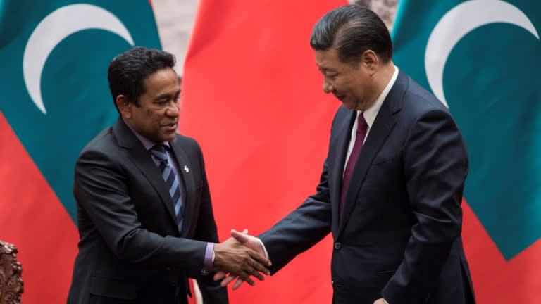 """""""Bẫy nợ"""" Trung Quốc tại Maldives: tư nhân vỡ nợ, Chính phủ phải trả thay - Ảnh 2."""