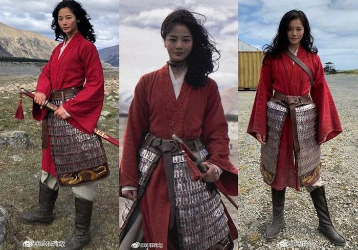 """Mỹ nhân Trung Quốc đóng thế Lưu Diệc Phi trong Mulan xinh đẹp vượt cả """"thần tiên tỷ tỷ"""" gây """"sốt"""" mạng - Ảnh 1."""
