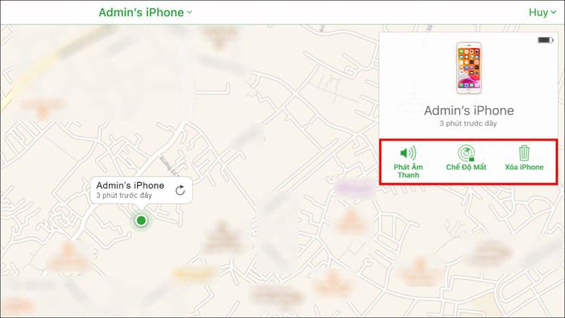 Làm thế nào để định vị tìm lại điện thoại iPhone bị mất? - Ảnh 7.
