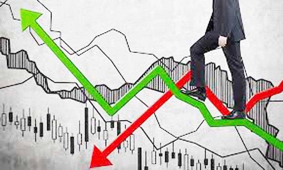 Thị trường chứng khoán 16/9: Trải qua các đợt rung lắc - Ảnh 1.