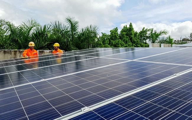 Giá điện mặt trời 2021, khi nào mới có? - Ảnh 1.