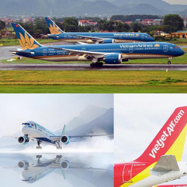 """Việt Nam chính thức """"mở cửa"""" bầu trời, nối lại 6 đường bay quốc tế - Ảnh 1."""