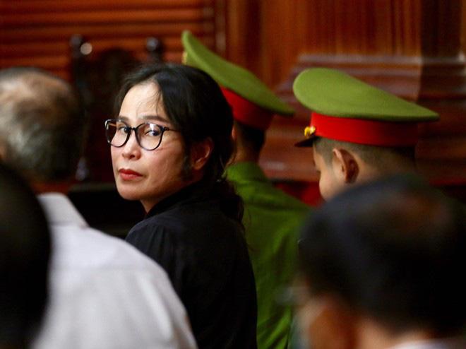 Bà Lê Thị Thanh Thúy: Ông Nguyễn Thành Tài khá thân với người nhà của tôi - Ảnh 1.