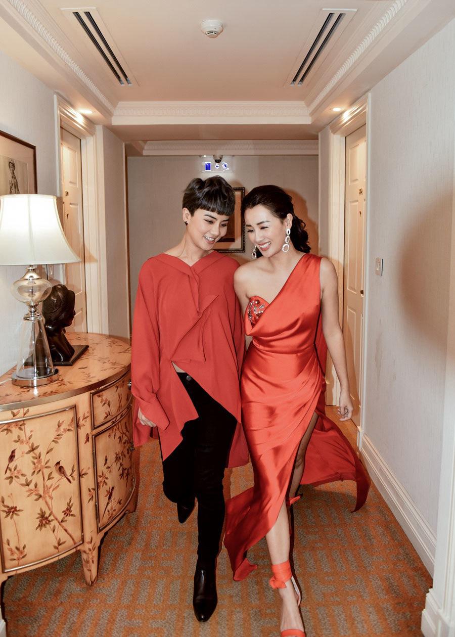 MC Quỳnh Chi lần đầu công bố mối quan hệ thật sự với Thùy Dung - Ảnh 2.