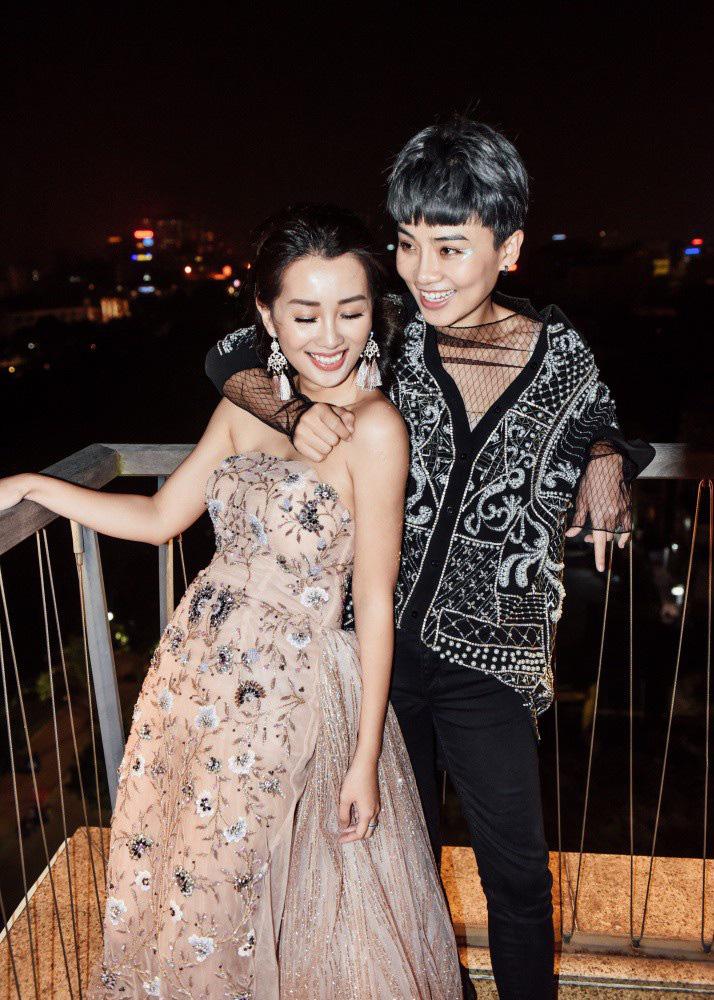 MC Quỳnh Chi lần đầu công bố mối quan hệ thật sự với Thùy Dung - Ảnh 5.