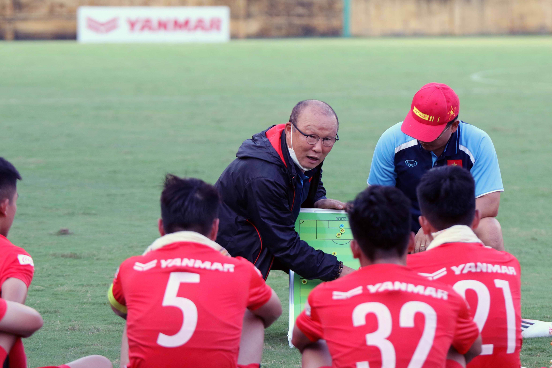 Kế hoạch đặc biệt của HLV Park Hang-seo tại SEA Games 31 - Ảnh 1.