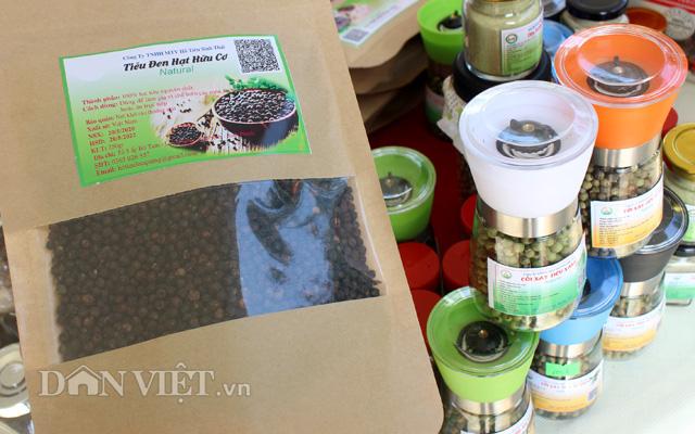 CLip Giám đốc trẻ và mơ ước chế biến hồ tiêu hữu cơ cho người Việt - Ảnh 11.