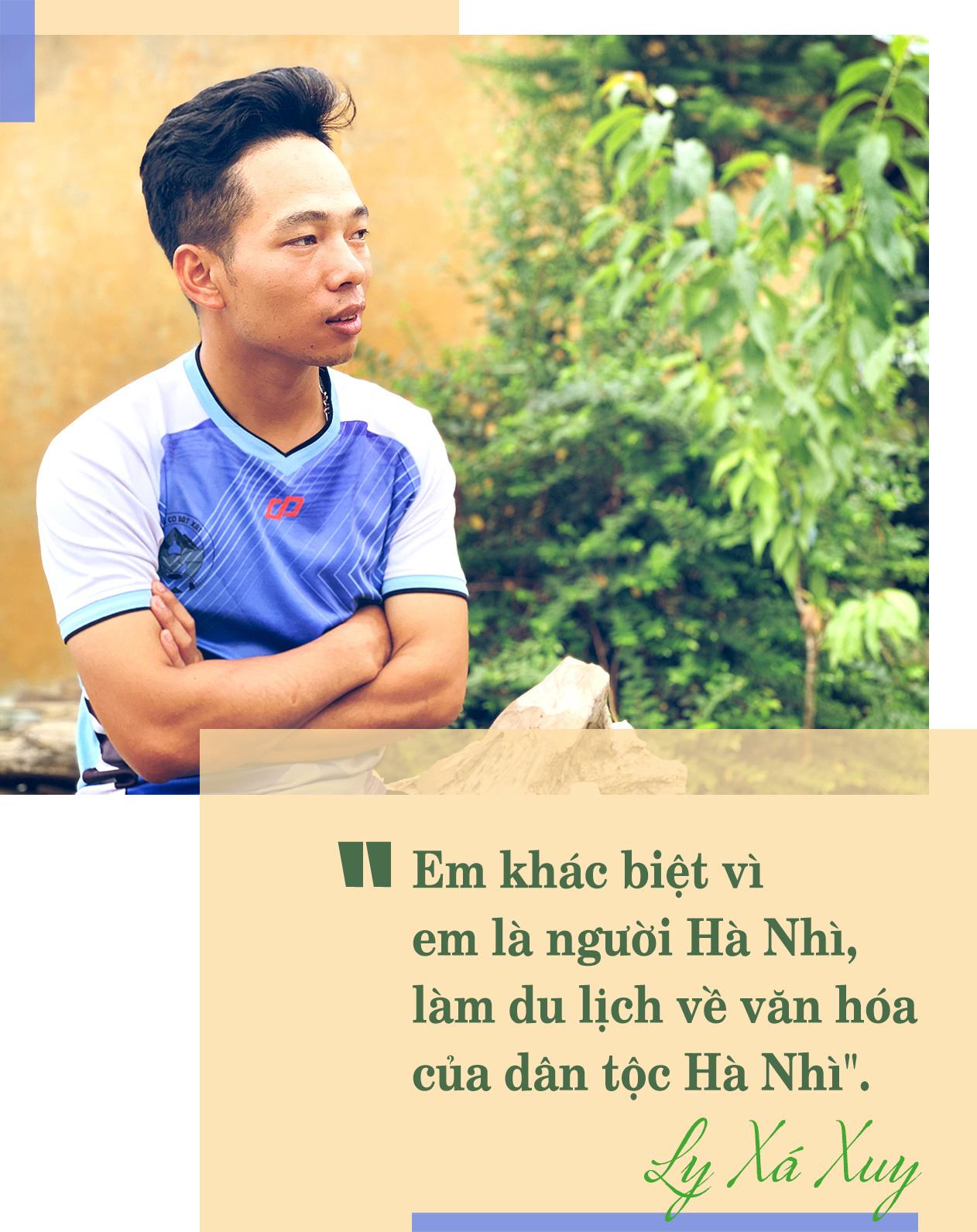 Ly Xá Xuy và câu chuyện người Hà Nhì làm du lịch ở Y Tý - Ảnh 4.