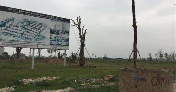 Cả trăm dự án bỏ hoang ở Hà Nội: Khi nào thu hồi? - Ảnh 1.