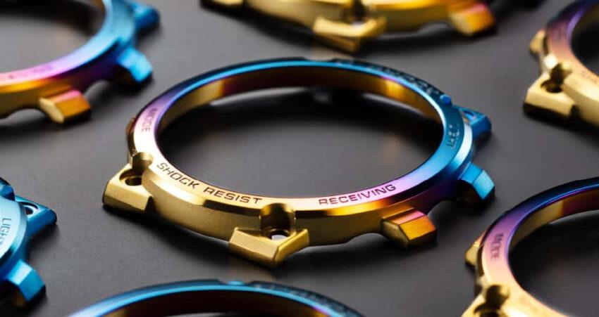 Casio ra mắt đồng hồ G-Shock cổ điển lấy cảm hứng từ tia sét núi lửa - Ảnh 2.