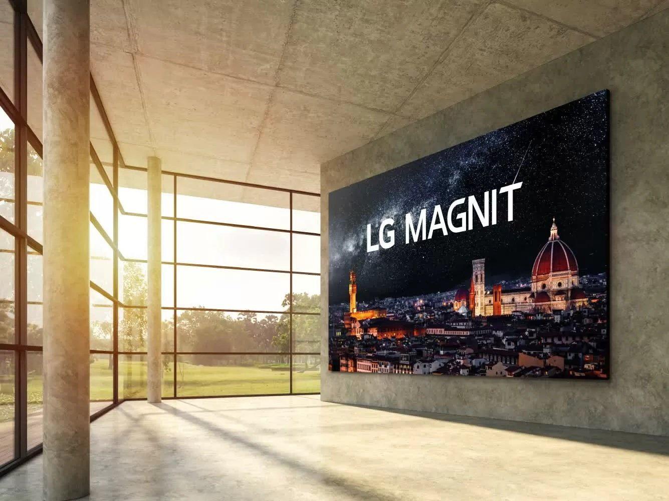 TV LG Magnit màn hình microLED
