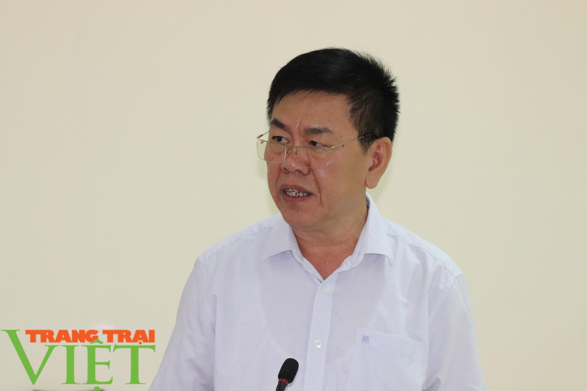Hội Nông dân tỉnh Sơn La tập huấn kỹ năng viết đề xuất và quản lý vốn tài trợ nhỏ - Ảnh 2.