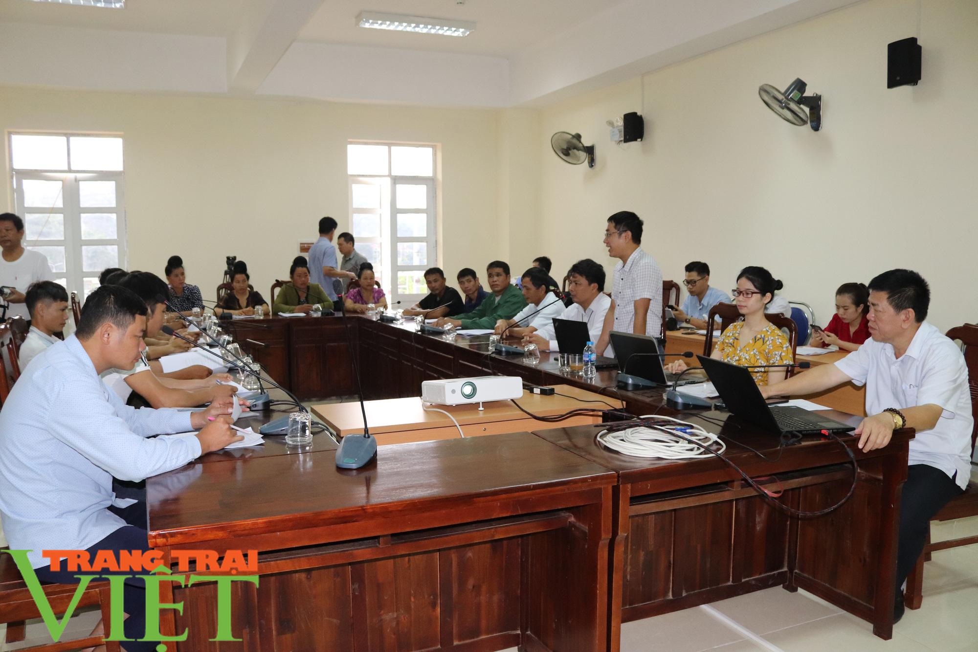 Hội Nông dân tỉnh Sơn La tập huấn kỹ năng viết đề xuất và quản lý vốn tài trợ nhỏ - Ảnh 1.