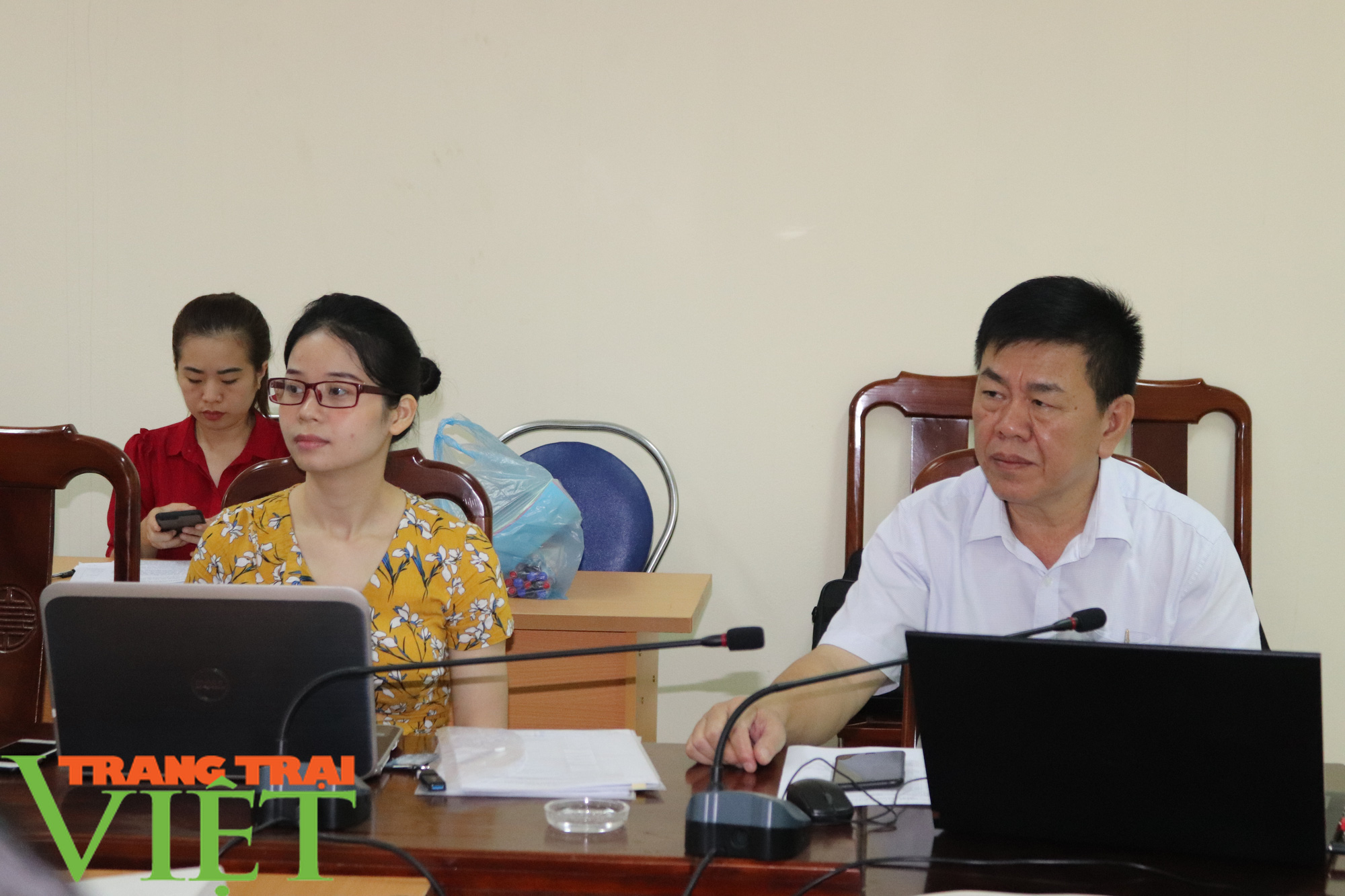 Hội Nông dân tỉnh Sơn La tập huấn kỹ năng viết đề xuất và quản lý vốn tài trợ nhỏ - Ảnh 3.