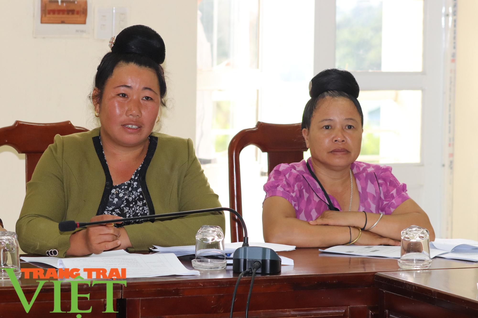 Hội Nông dân tỉnh Sơn La tập huấn kỹ năng viết đề xuất và quản lý vốn tài trợ nhỏ - Ảnh 6.