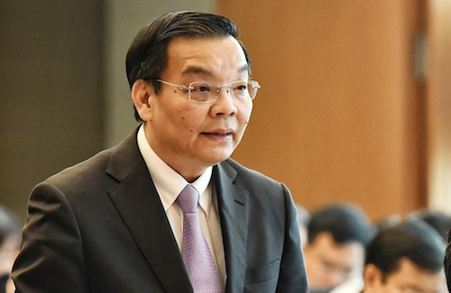 Kỳ họp tới có thể Thủ tướng trình Quốc hội phê chuẩn miễn nhiệm Bộ trưởng Chu Ngọc Anh - Ảnh 1.