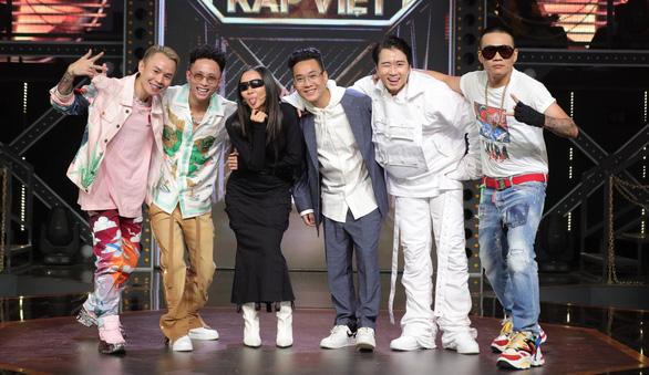 Đối đầu cực gắt, Rap Việt và King Of Rap chương trình nào thú vị hơn? - Ảnh 1.