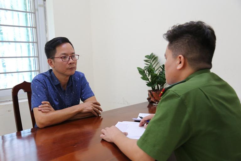 Khởi tố 1 Phó ban Tuyên giáo Huyện uỷ ở Vĩnh Phúc vì vu khống - Ảnh 1.