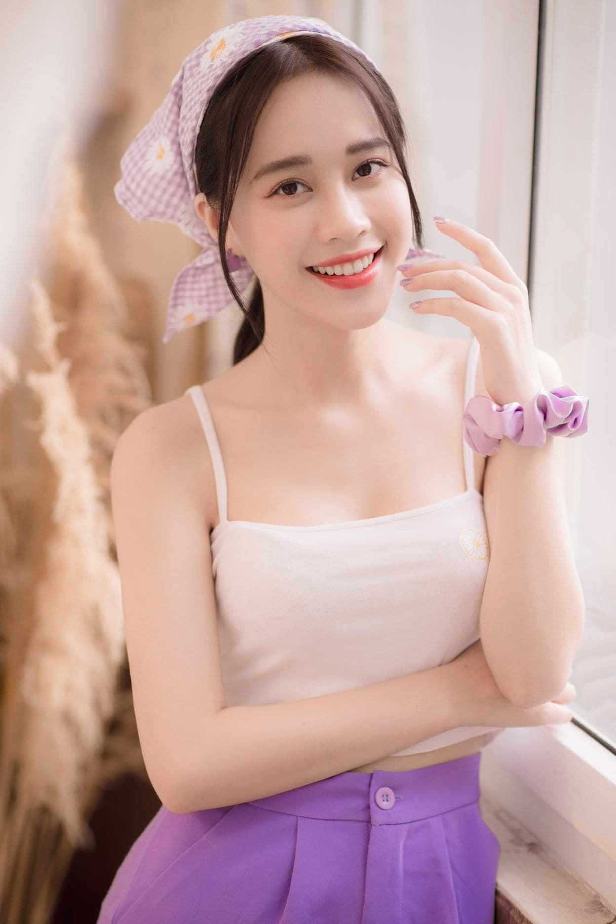 Nữ MC VTV xinh đẹp tựa nữ thần bỗng nhiên là thí sinh Hoa hậu Việt Nam 2020 vì lý do không ngờ là ai? - Ảnh 7.