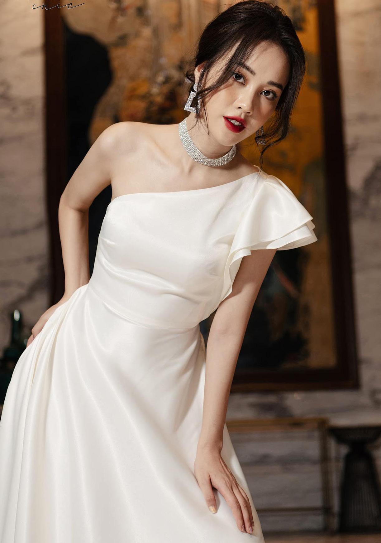 Nữ MC VTV xinh đẹp tựa nữ thần bỗng nhiên là thí sinh Hoa hậu Việt Nam 2020 vì lý do không ngờ là ai? - Ảnh 6.