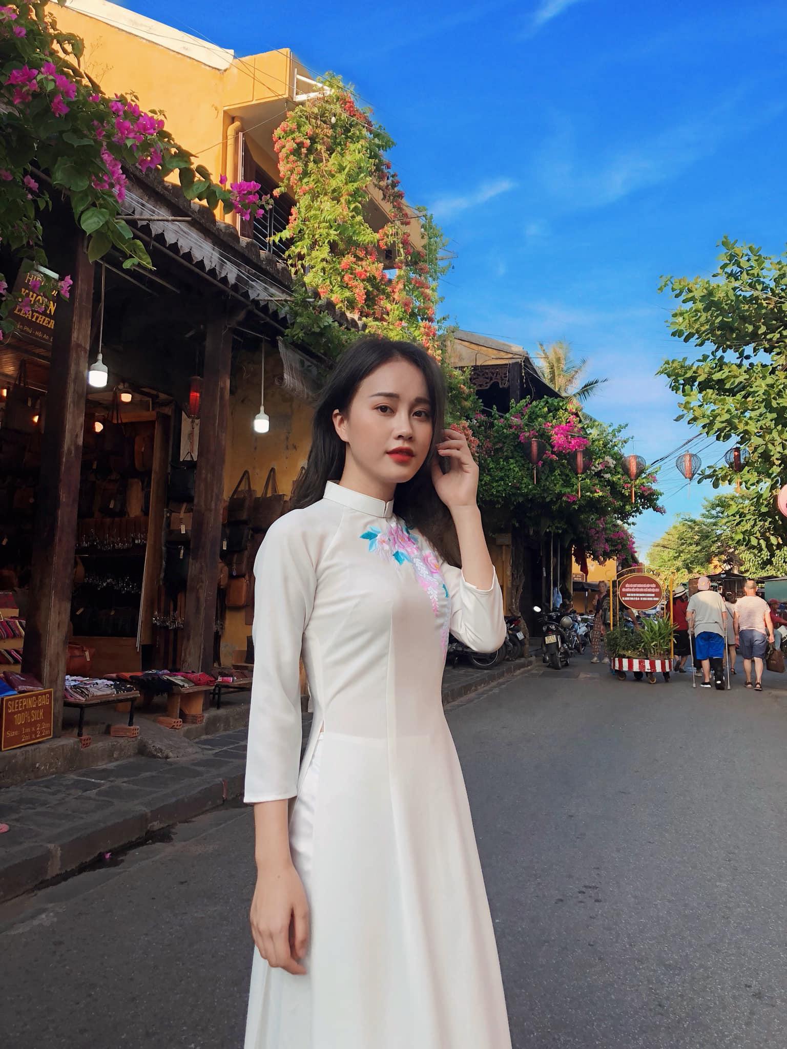 Nữ MC VTV xinh đẹp tựa nữ thần bỗng nhiên là thí sinh Hoa hậu Việt Nam 2020 vì lý do không ngờ là ai? - Ảnh 12.