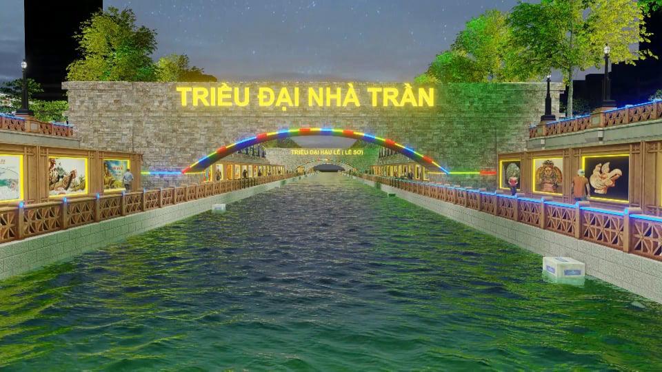 Đề xuất cải tạo sông Tô Lịch thành công viên lịch sử - văn hóa - tâm linh: Chuyên gia nói gì? - Ảnh 3.