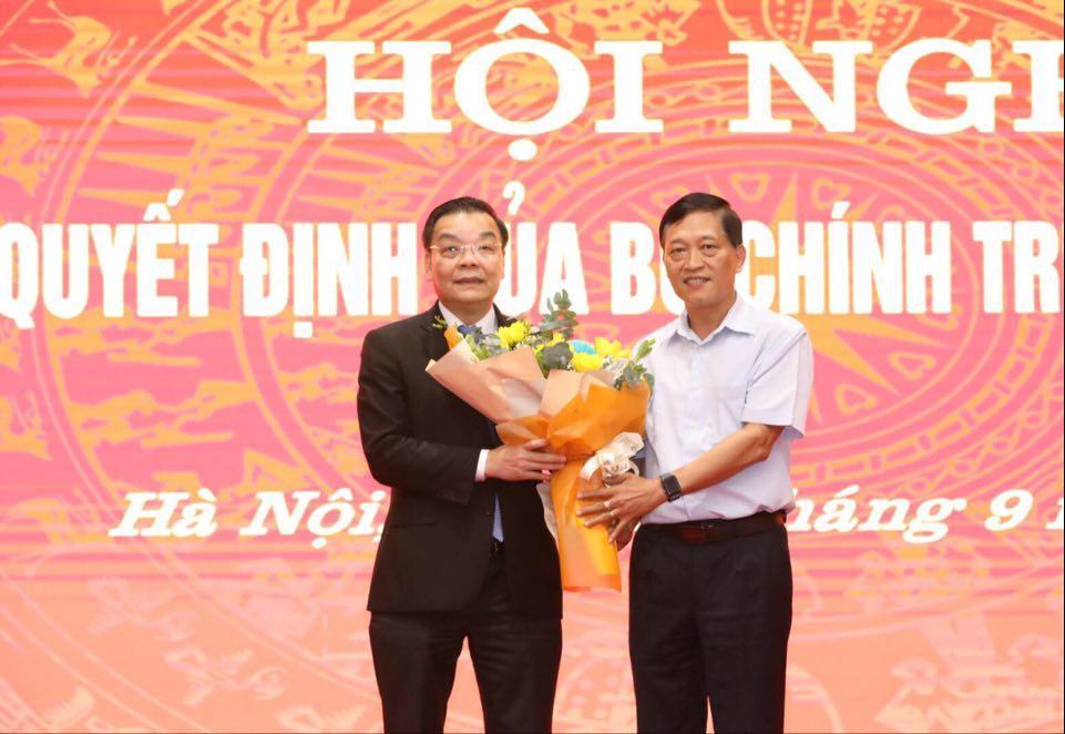 Ông Chu Ngọc Anh nói gì khi được điều động về làm Phó Bí thư Thành ủy Hà Nội? - Ảnh 5.