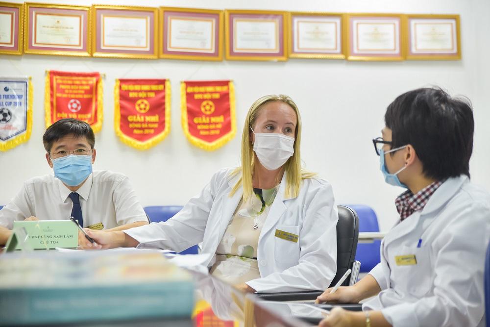 Chuyên gia tập đoàn y khoa Mỹ, Úc triển khai nhiều hoạt động xây dựng Trung tâm Ung bướu xuất sắc (COE) tại Vinmec - Ảnh 3.
