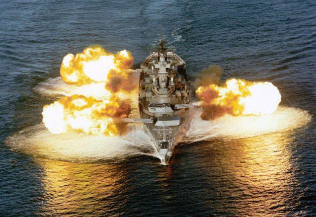 Đi tìm thiết giáp hạm duy nhất Mỹ từng dùng trong CTVN - Ảnh 11.
