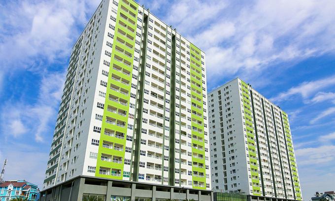 Gần 90% căn nhà bị treo sổ hồng thuộc dự án các đại gia địa ốc - Ảnh 1.