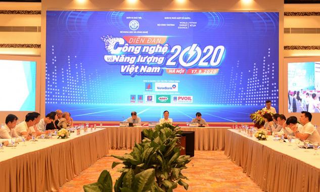 Diễn đàn Công nghệ và Năng lượng Việt Nam năm 2020 - Ảnh 2.