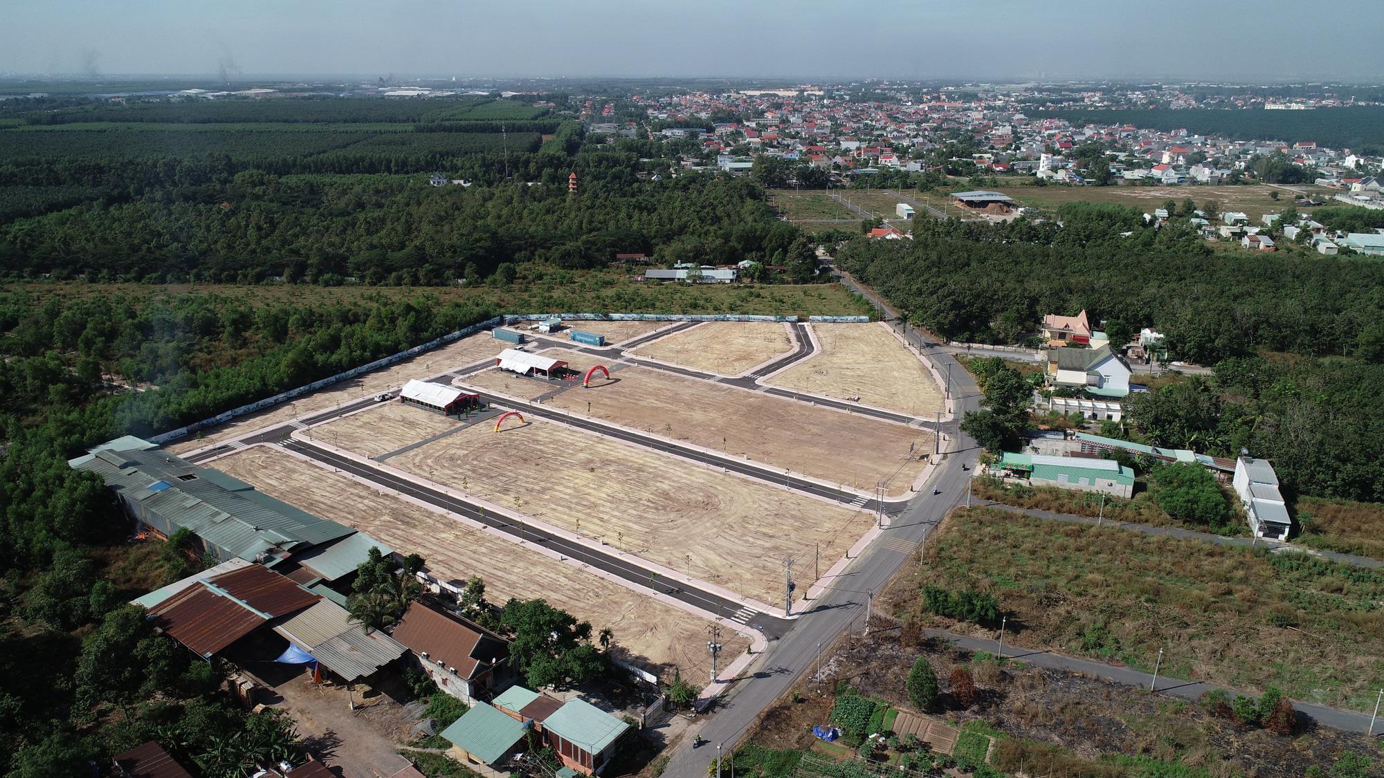 Mạo danh ngân hàng dụ khách mua nhà đất ở 'thành phố Thủ Đức' - Ảnh 2.