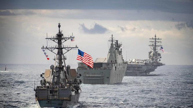 Mỹ quyết cạnh tranh toàn cầu với Trung Quốc bằng chiêu này - Ảnh 1.